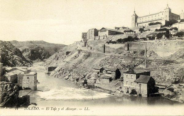 LEVY & SES FILS - 011 - El Tajo y el Alcázar_ALBA-POSTAL- 2446