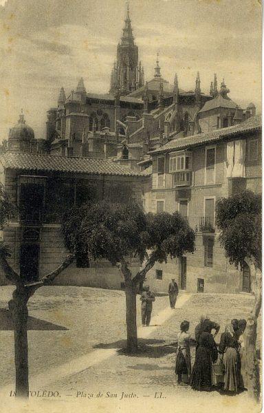 LEVY & SES FILS - 018 - Plaza de San Justo_ALBA-POSTAL- 2452