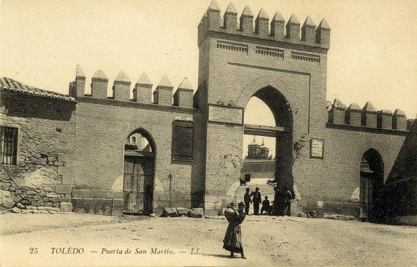 LEVY & SES FILS - 025 - Puerta de San Martín_ALBA-POSTAL- 2457