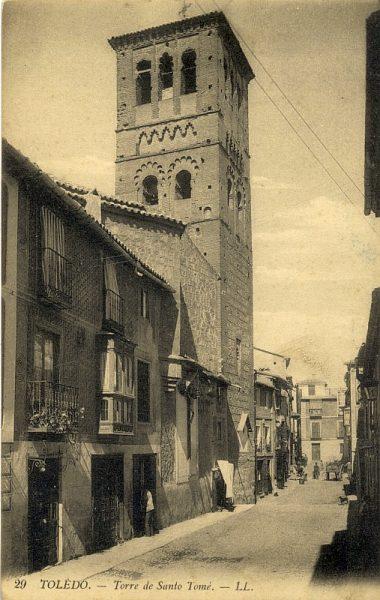 LEVY & SES FILS - 029 - Torre de Sant Tomé_ALBA-POSTAL- 2459