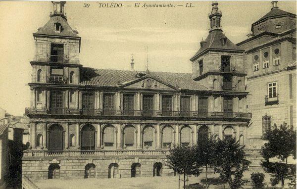 LEVY & SES FILS - 030 - El Ayuntamiento_ALBA-POSTAL- 2460