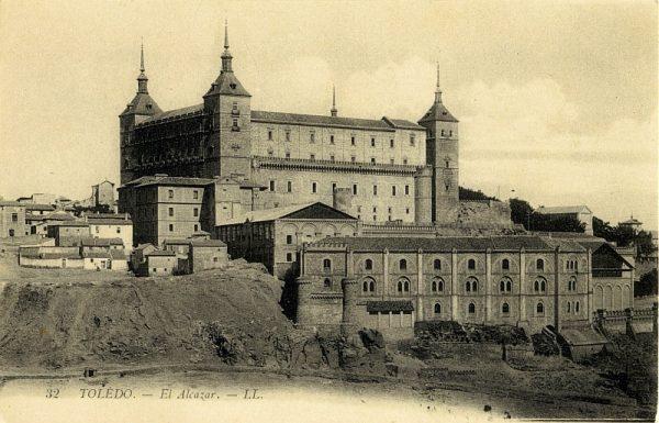 LEVY & SES FILS - 032 - El Alcázar_ALBA-POSTAL- 2462
