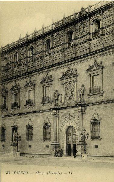 LEVY & SES FILS - 033 - Alcázar (Fachada)_ALBA-POSTAL- 2463