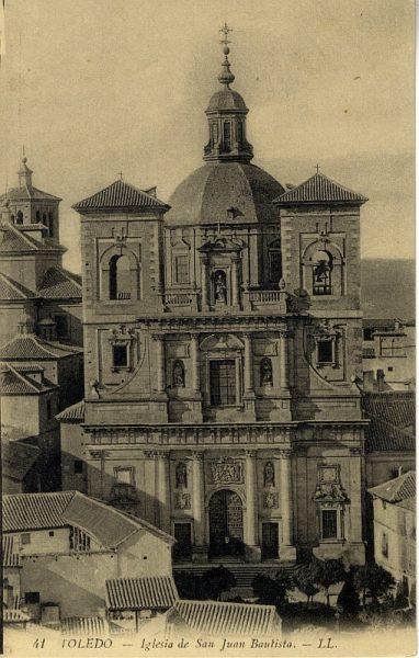 LEVY & SES FILS - 041 - Iglesia de San Juan Bautista_ALBA-POSTAL- 2470