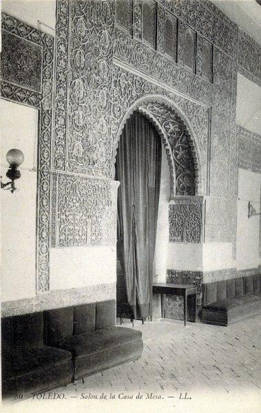 LEVY & SES FILS - 080 - Salón de la Casa de Mesa_ALBA-POSTAL- 2508