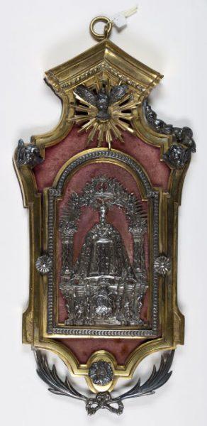 Luis Alba - Medalla de la Virgen del Sagrario - 001 anverso