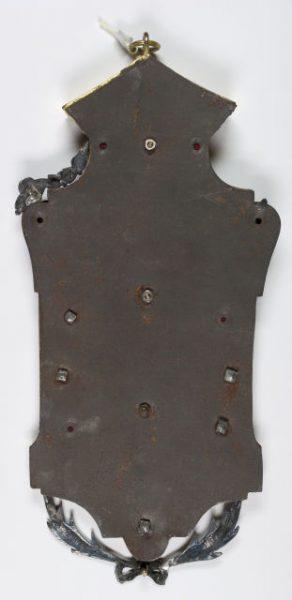 Luis Alba - Medalla de la Virgen del Sagrario - 001 reverso