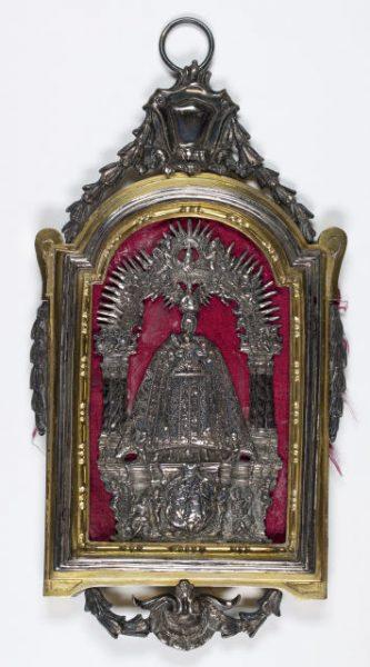 Luis Alba - Medalla de la Virgen del Sagrario - 002 anverso