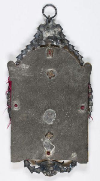 Luis Alba - Medalla de la Virgen del Sagrario - 002 reverso