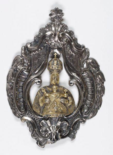Luis Alba - Medalla de la Virgen del Sagrario - 003 anverso