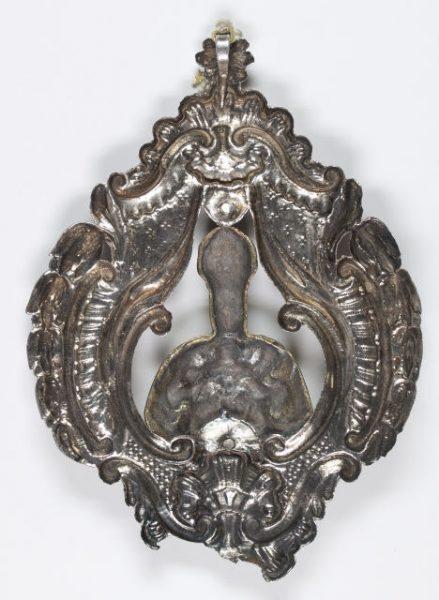 Luis Alba - Medalla de la Virgen del Sagrario - 003 reverso