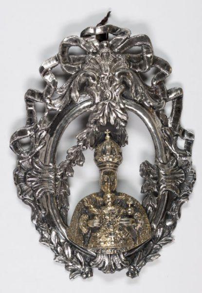 Luis Alba - Medalla de la Virgen del Sagrario - 004 anverso