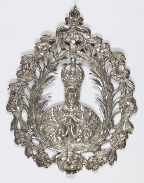 Luis Alba - Medalla de la Virgen del Sagrario - 005 anverso