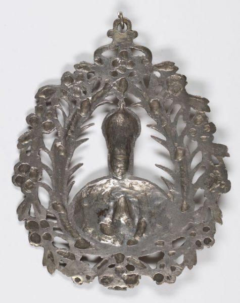 Luis Alba - Medalla de la Virgen del Sagrario - 005 reverso