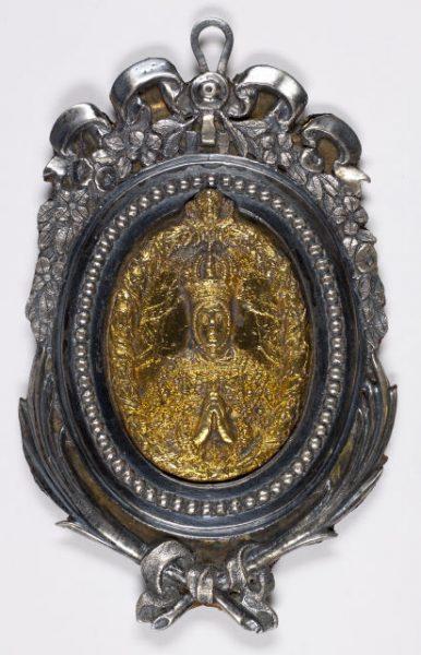 Luis Alba - Medalla de la Virgen del Sagrario - 006 anverso