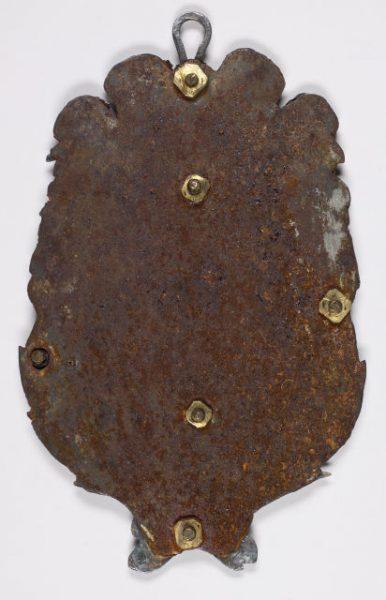 Luis Alba - Medalla de la Virgen del Sagrario - 006 reverso