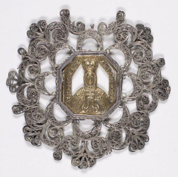 Luis Alba - Medalla de la Virgen del Sagrario - 007 anverso