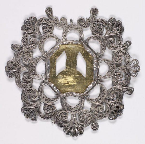 Luis Alba - Medalla de la Virgen del Sagrario - 007 reverso