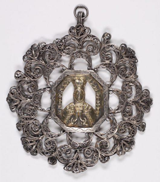 Luis Alba - Medalla de la Virgen del Sagrario - 008 anverso