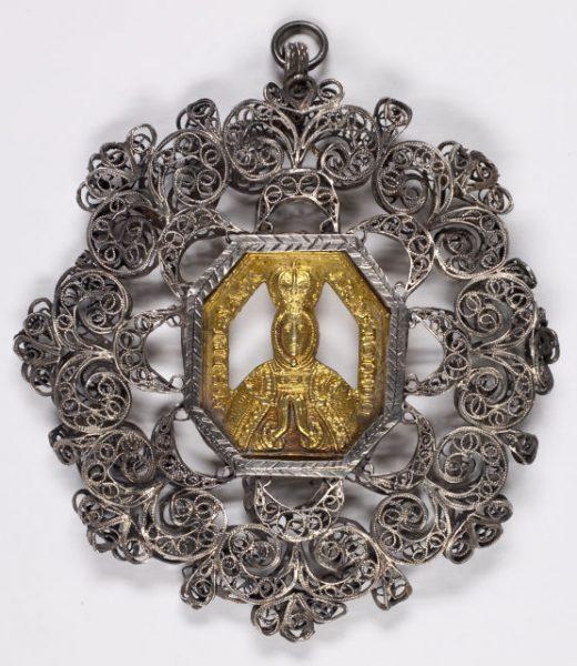Luis Alba - Medalla de la Virgen del Sagrario - 009 anverso