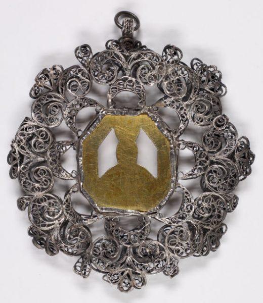 Luis Alba - Medalla de la Virgen del Sagrario - 009 reverso