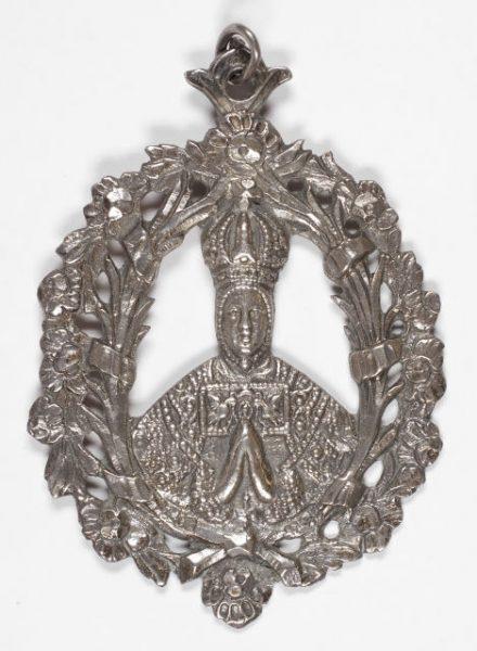 Luis Alba - Medalla de la Virgen del Sagrario - 010 anverso