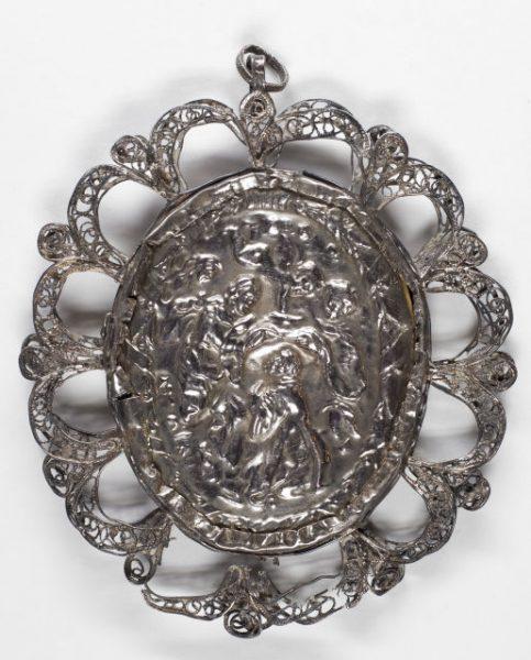 Luis Alba - Medalla de la Virgen del Sagrario - 012 reverso