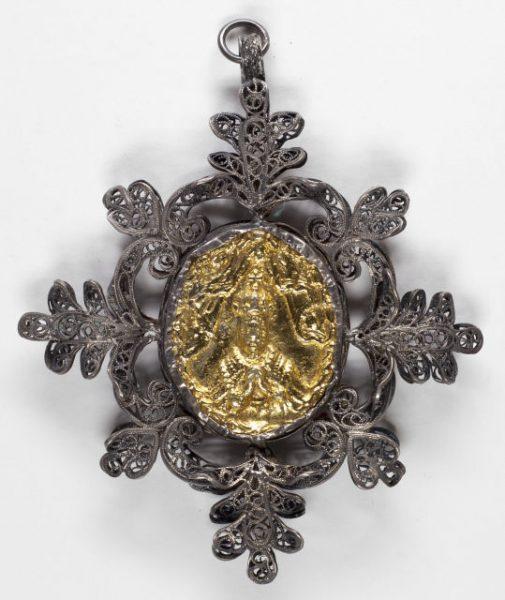 Luis Alba - Medalla de la Virgen del Sagrario - 013 anverso