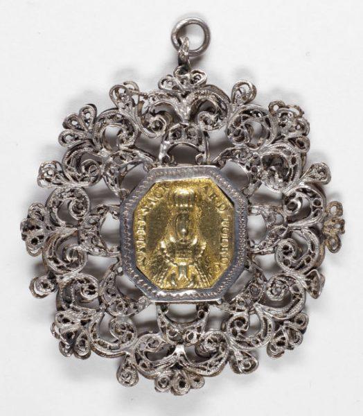Luis Alba - Medalla de la Virgen del Sagrario - 014 anverso