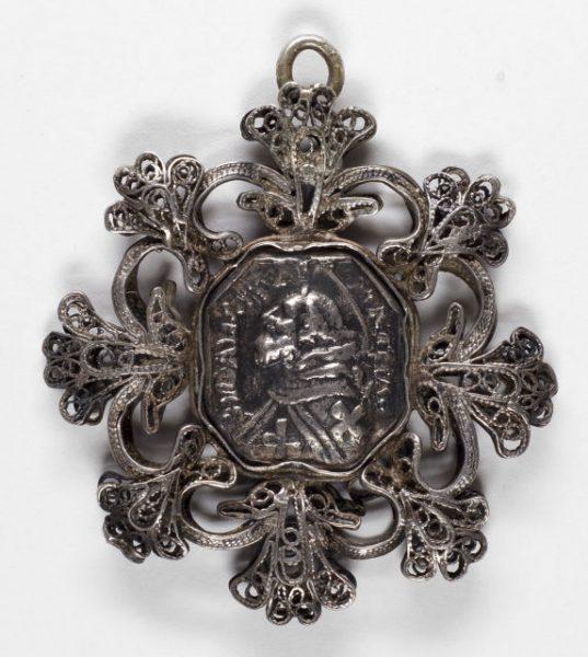 Luis Alba - Medalla de la Virgen del Sagrario - 015 reverso