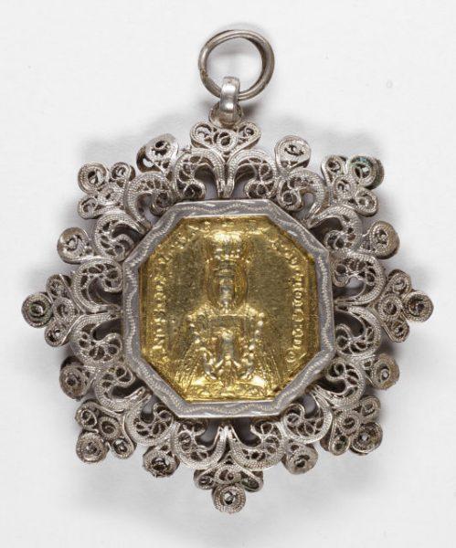Luis Alba - Medalla de la Virgen del Sagrario - 016 anverso