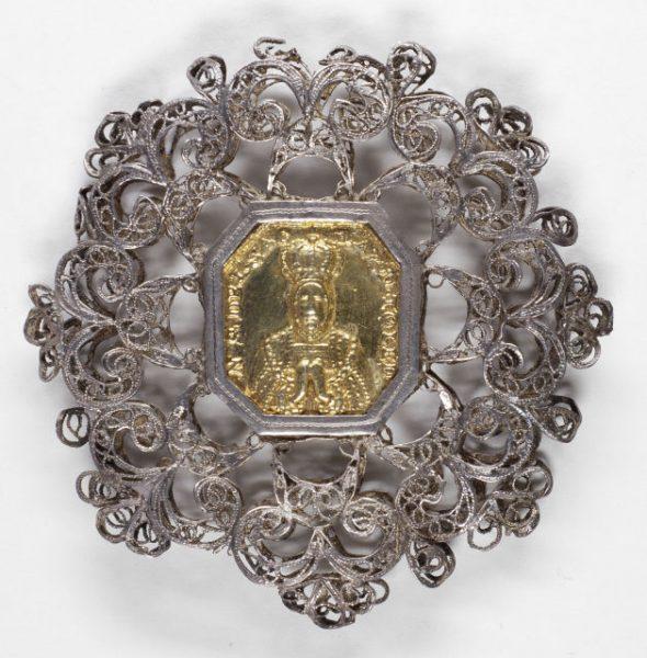 Luis Alba - Medalla de la Virgen del Sagrario - 018 anverso