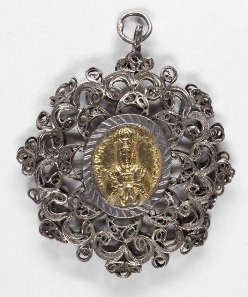 Luis Alba - Medalla de la Virgen del Sagrario - 019 anverso