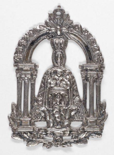 Luis Alba - Medalla de la Virgen del Sagrario - 020 anverso