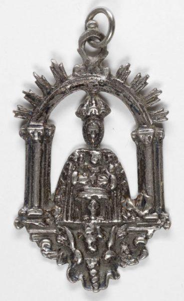 Luis Alba - Medalla de la Virgen del Sagrario - 023 anverso