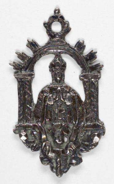 Luis Alba - Medalla de la Virgen del Sagrario - 025 anverso