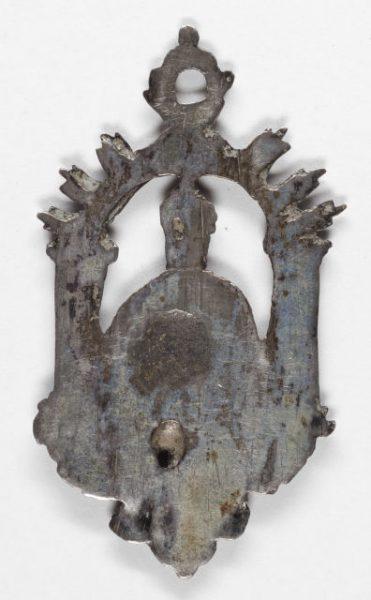 Luis Alba - Medalla de la Virgen del Sagrario - 025 reverso