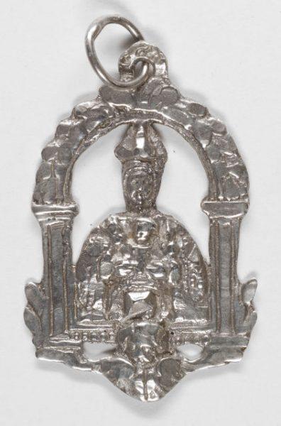 Luis Alba - Medalla de la Virgen del Sagrario - 026 anverso