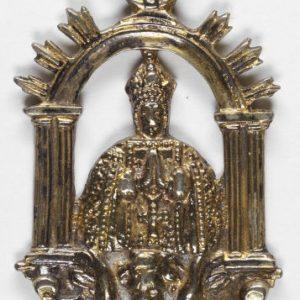 Medallas de la Virgen del Sagrario