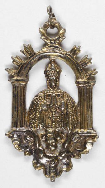 Luis Alba - Medalla de la Virgen del Sagrario - 027 anverso
