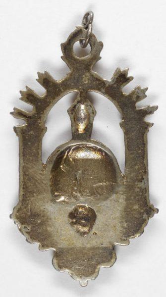 Luis Alba - Medalla de la Virgen del Sagrario - 027 reverso