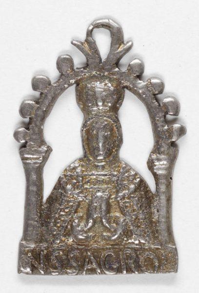 Luis Alba - Medalla de la Virgen del Sagrario - 028 anverso