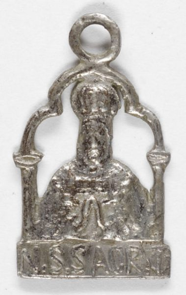 Luis Alba - Medalla de la Virgen del Sagrario - 029 anverso