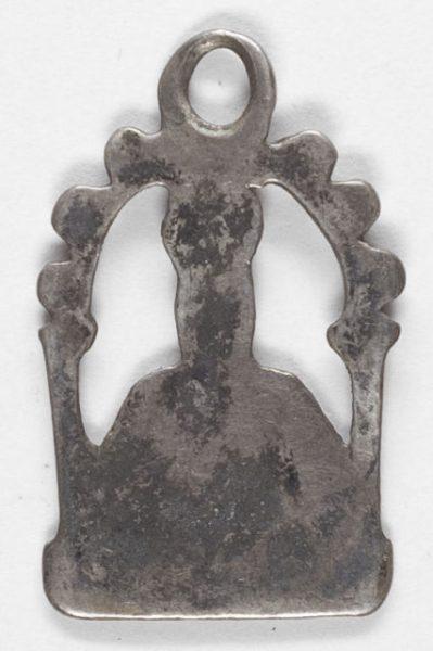 Luis Alba - Medalla de la Virgen del Sagrario - 030 reverso