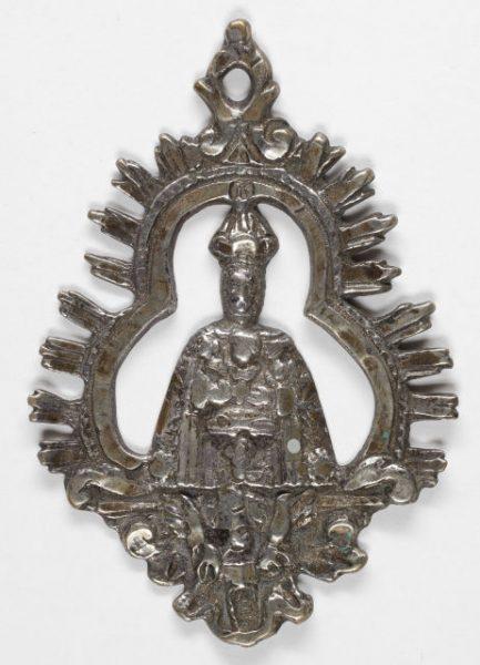 Luis Alba - Medalla de la Virgen del Sagrario - 032 anverso