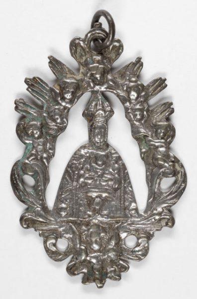 Luis Alba - Medalla de la Virgen del Sagrario - 033 anverso