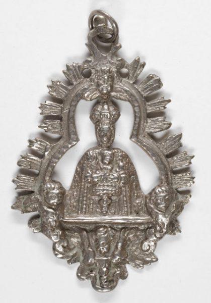 Luis Alba - Medalla de la Virgen del Sagrario - 034 anverso