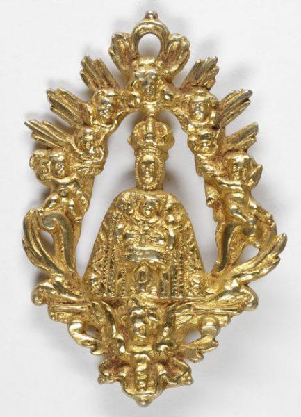 Luis Alba - Medalla de la Virgen del Sagrario - 035 anverso