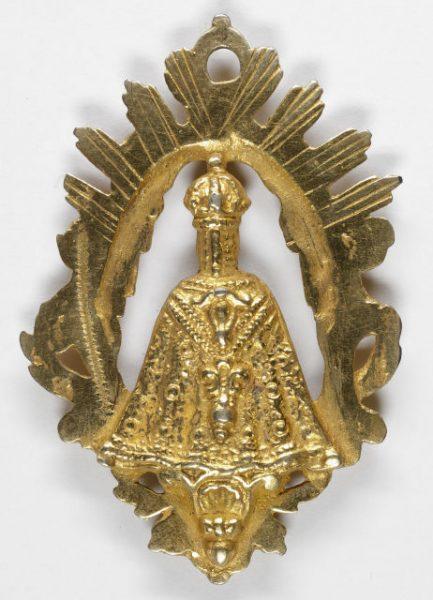 Luis Alba - Medalla de la Virgen del Sagrario - 035 reverso