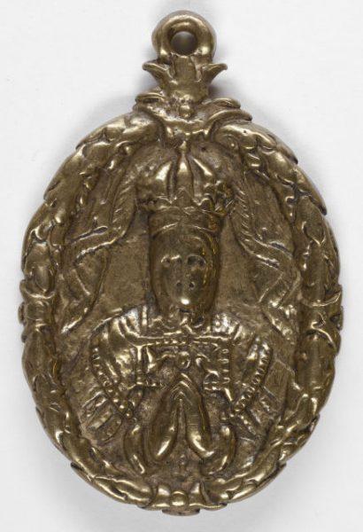 Luis Alba - Medalla de la Virgen del Sagrario - 036 anverso